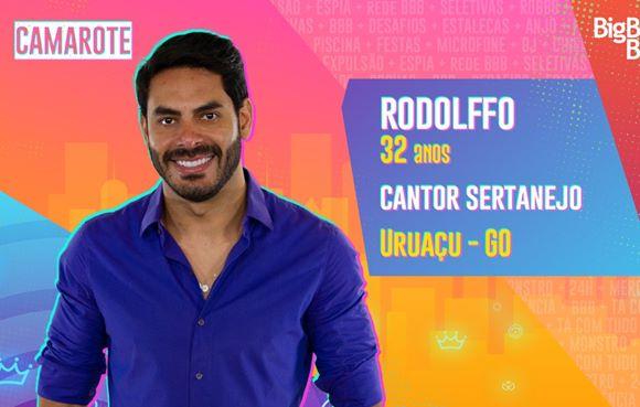 Fotos do cantor Rodolffo do BBB21 nu e de rola dura
