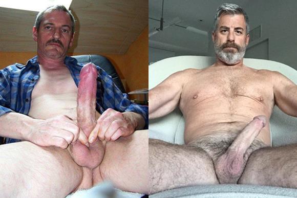 Fotos de homens maduros big dotados
