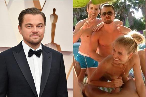 Vídeo de Leonardo DiCaprio transando, será que é ele?