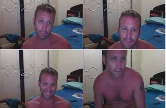 Sérgio Hondjakoff (Cabeção de Malhação) pelado