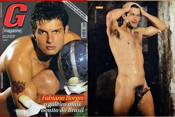 Fotos de Fabiano Borges pelado na G Magazine