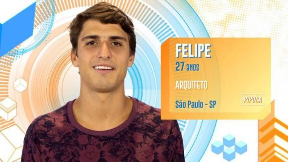 Felipe Prior pelado e batendo punheta, será?