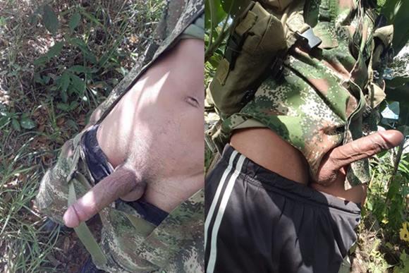 Fotos de militares moleques e homens militares nu