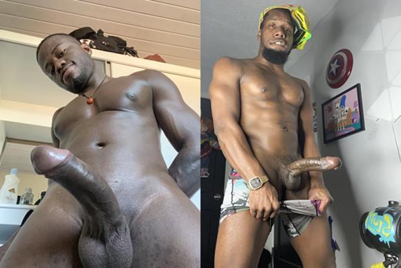 40 Fotos de homens negros roludos pelados